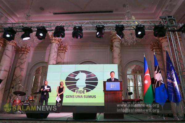 В Баку состоялась церемония закрытия Кубка мира по шахматам