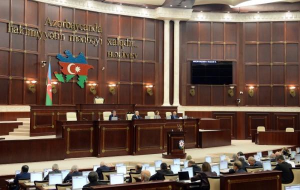 MM-də deputatlar Mehriban Əliyevanın birinci vitse-prezident təyin olunması ...