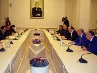 Dağıstan Prezidenti Gəncəyə müalicəyə gəlib (FOTO)
