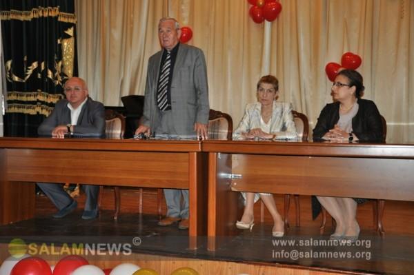 Moskvada təhsil alan bir qrup azərbaycanlı jurnalistə diplomlar təqdim olunub