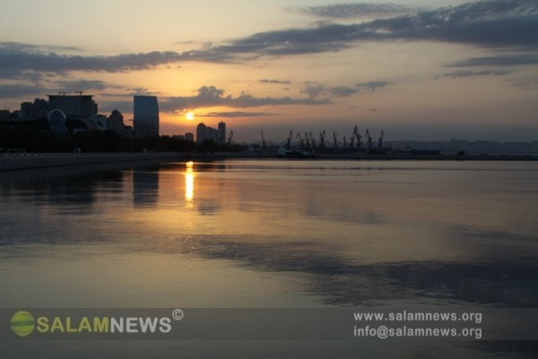 Привлекательные пейзажи Баку