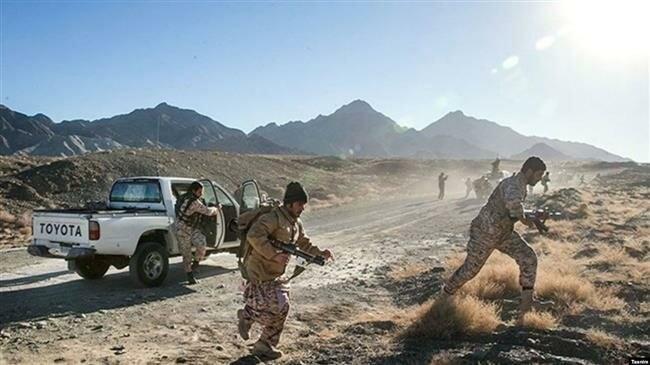 İranın qərbində terrorçular zərərsizləşdirildi