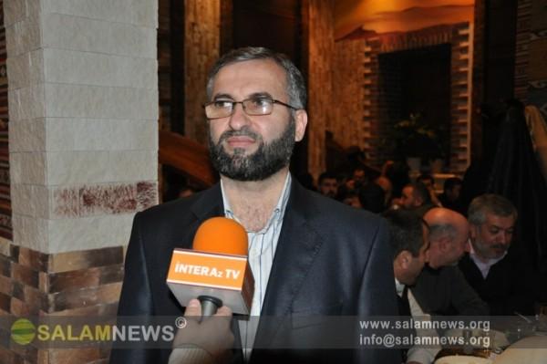 Moskvada müqəddəs Qədir-Xum bayramı qeyd olunub