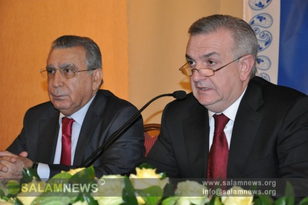 В Москве начал работу III съезд Всероссийского Азербайджанского Конгресса