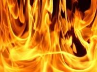 Крупный пожар произошел в Лос-Анджелесе (ВИДЕО)