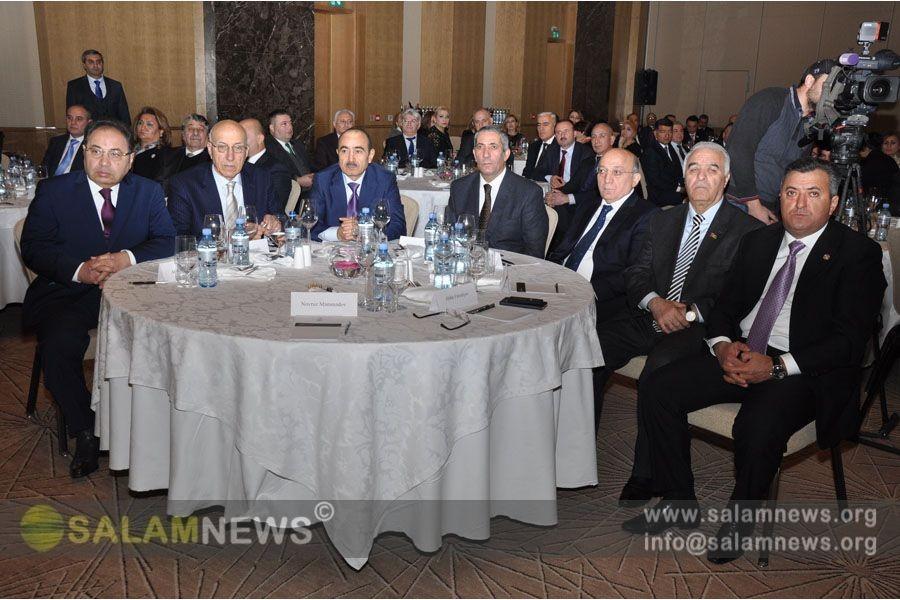 «Gələcəyin ünvanı: Prezident İlham Əliyevin islahatlar strategiyası» mövzusunda konfrans keçirilib