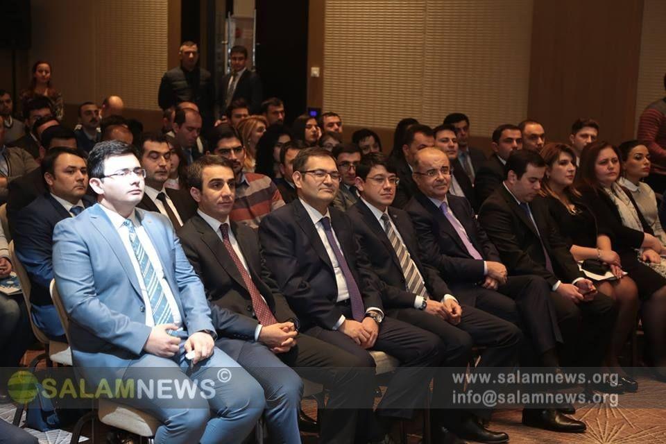 Gənclər Təşkilatları Milli Şurasının illik hesabat tədbiri keçirilib