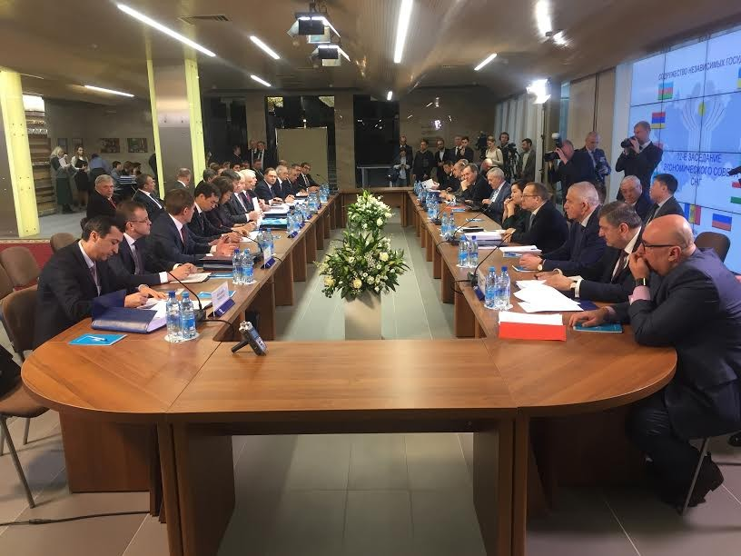 Президент Республики Беларусь направил поздравительные послания послучаю юбилея СНГ