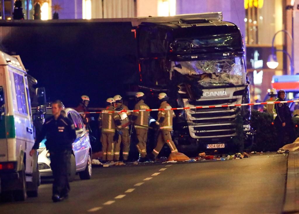«Исламское государство» взяло насебя ответственность засмерти наберлинском ярмарке