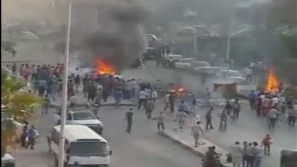Смертницы устроили два взрыва: 56 погибших и60 раненых