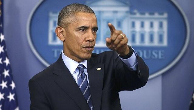 Барак Обама заплакал впроцессе прощальной речи