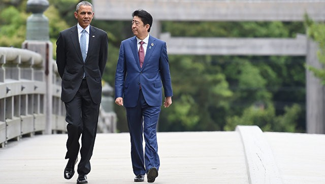 Премьер Японии Абе объявил, что посетит Перл-Харбор