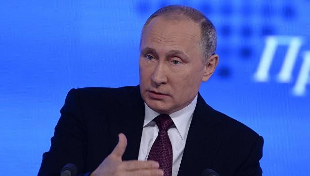 Путин поведал озаинтересованности Российской Федерации вразвитии отношений сЕС