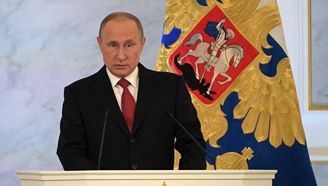 Ядерные силы РФ будут оборудованы вооружением обновленного поколения — Путин