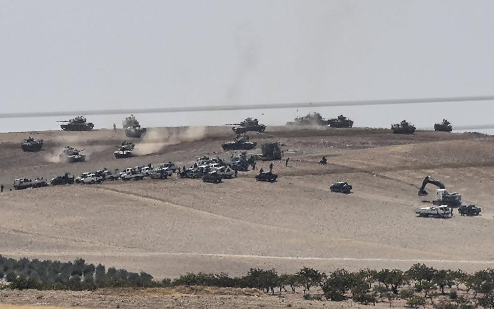 Сирийская оппозиция сообщила обосвобождении отИГ города Эль-Баб