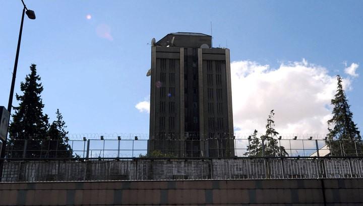 Террористы снова обстреляли российское посольство вСАР— МИДРФ