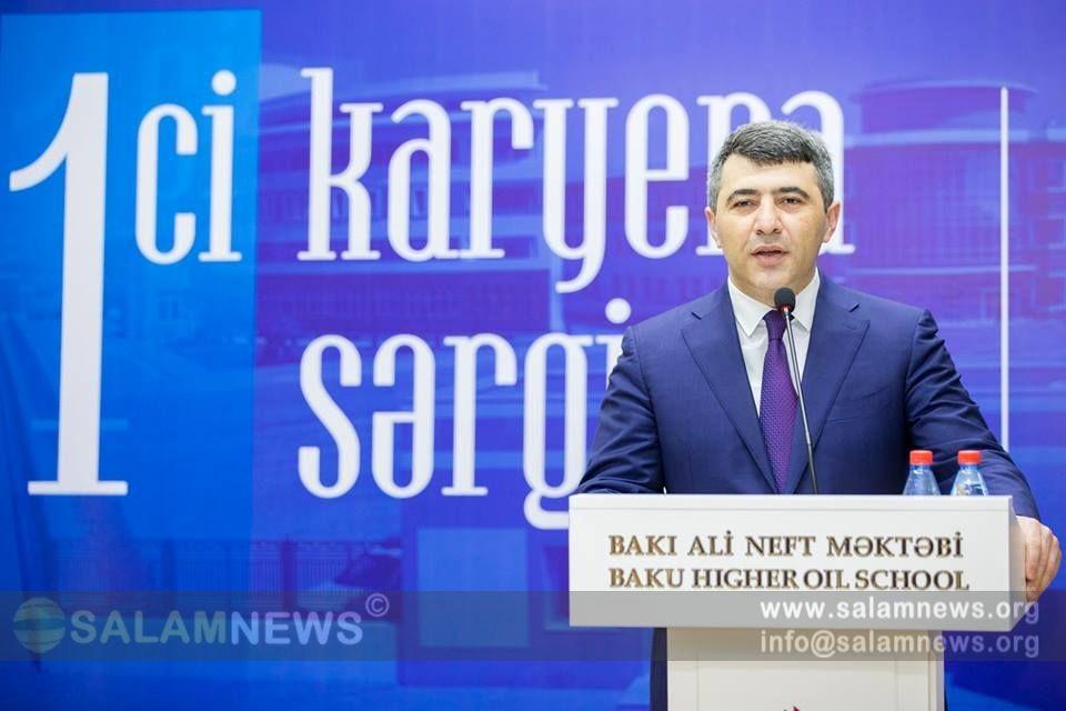 """""""ASAN kadr"""" karyera mərkəzinin 1-ci Karyera Sərgisinin açılışı oldu"""