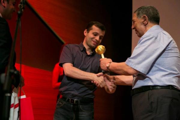 SalamNews İA NETTY 2013 Milli İnternet Mükafatına layiq görülüb