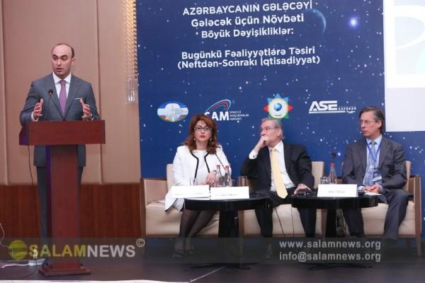 Bakıda 1-ci Beynəlxalq Gələcək Forumu işə başlayıb