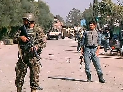 Боевики «Талибана» атаковали немецкое консульство вАфганистане