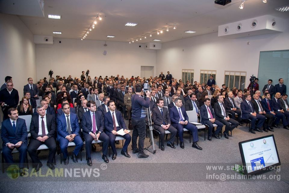 """""""Lisenziyalar və icazələr"""" portalı təqdim olunub"""