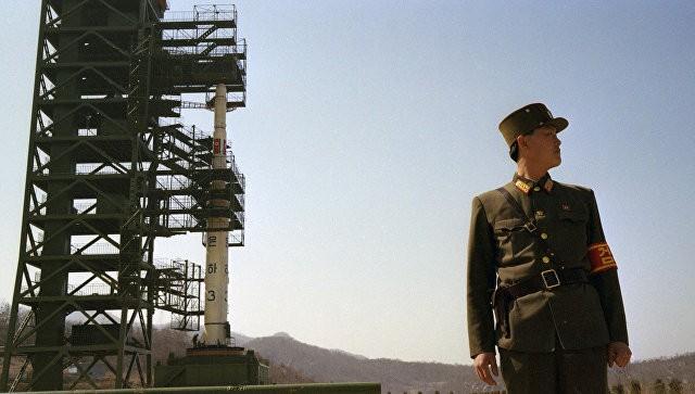 КНДР занята подготовкой кзапуску спутника серии «Кванменсон»
