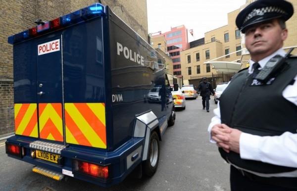Британская полиция задержала пять человек, подозреваемых в подготовке терактов