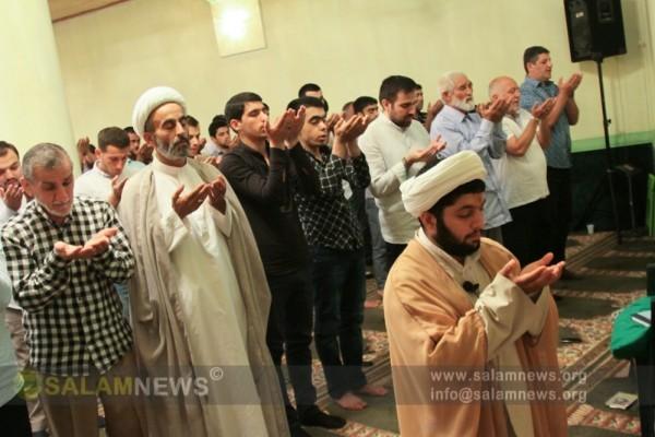 В Баку в мечети «Гаджи Джавад» отметили ночь Гадр