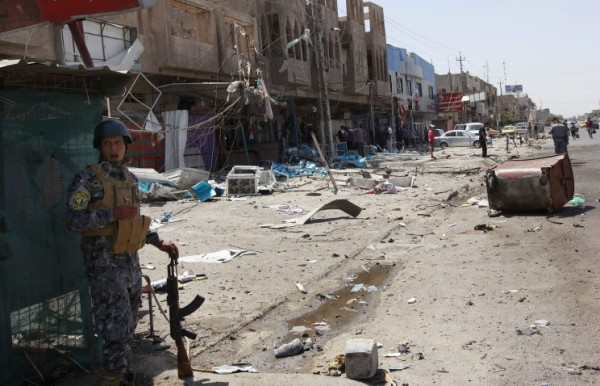 Наиракский город Киркук совершено нападение, вгороде слышны взрывы истрельба
