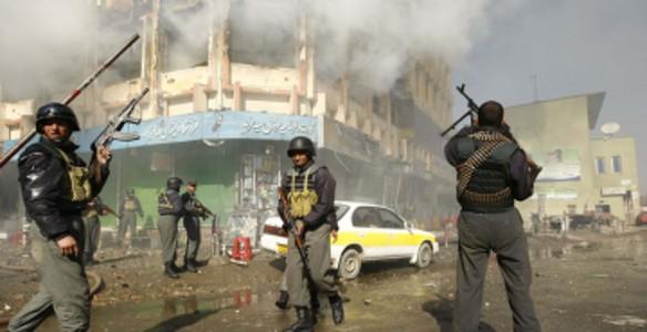 Выросло число погибших взрыва вКабуле
