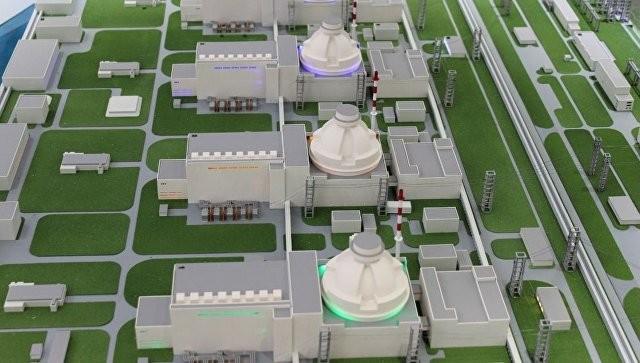 Путин иЭрдоган дали старт началу возведения первой АЭС вТурции