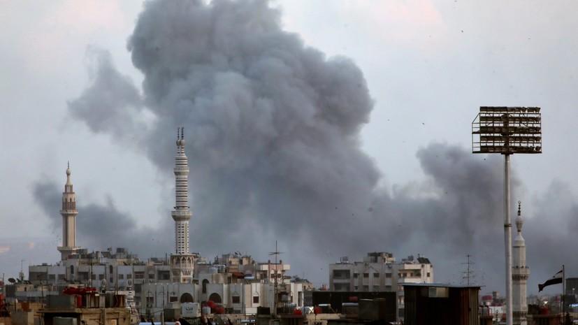 Могерини: ЕСнебудет помогать восстановлению Сирии доначала политического процесса