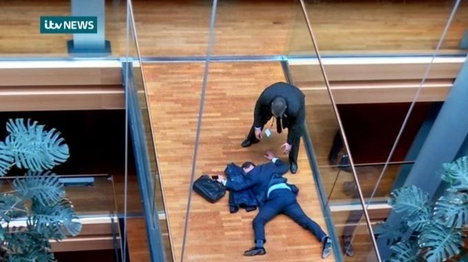 Депутат Европарламента подрался соднопратийцем