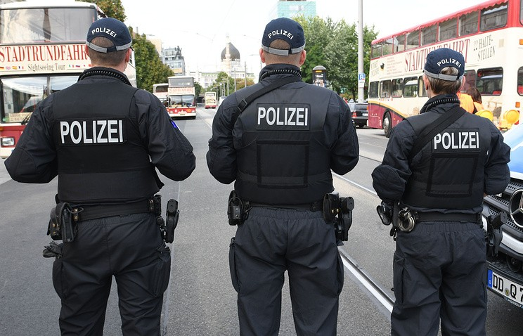 ВГермании задержали подозреваемого вподготовке терактов