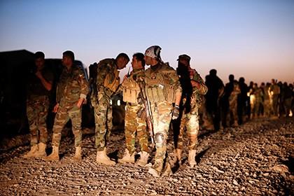 Иракская армия наступает наМосул сопережением графика— Пентагон