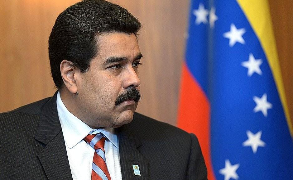 Парламент Венесуэлы принял решение сдвинуть Мадуро пообвинению вгосперевороте