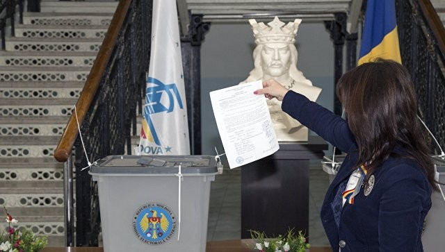 ЦИК Молдовы: выбрать президента впервом туре неполучилось