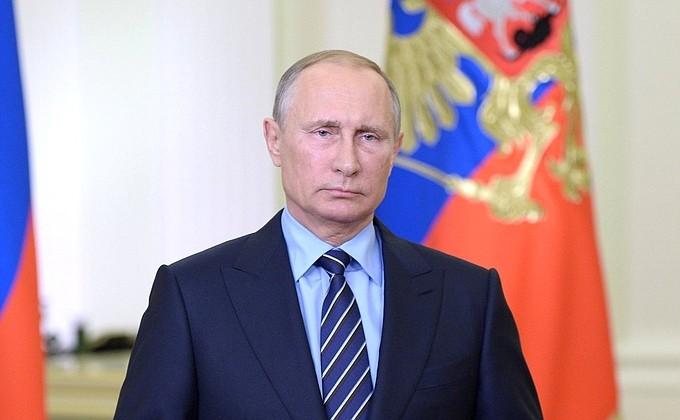 Путин освободил отдолжности четырех генералов МВД