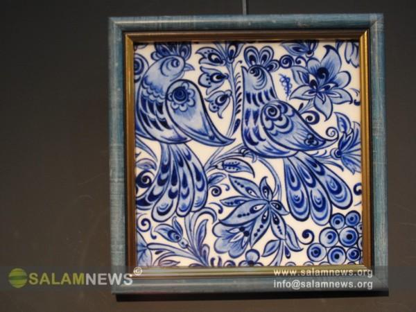 В Баку в преддверии праздника Гадир-Хум открылась выставка по каллиграфии