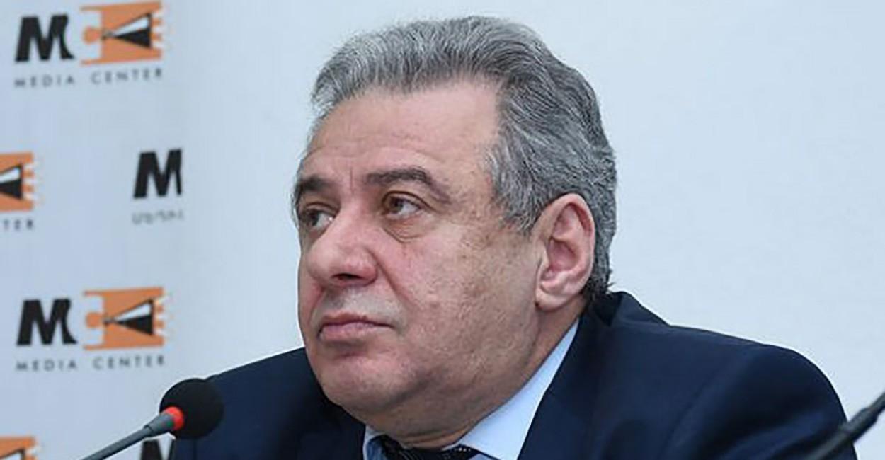 Vaqarşak Arutyunyan Ermənistanın yeni müdafiə naziri təyin edilib