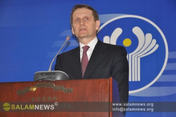 В Москве прошел Международный Экономический Форум СНГ