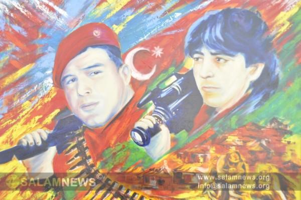 Bakıda Azərbaycanlıların Soyqırımı Günü ilə bağlı sərgi açılıb