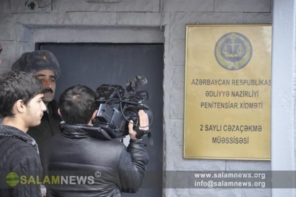 Начато исполнение указа президента Азербайджана о помиловании в связи с праздником Новруз
