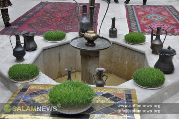 В Баку в преддверии Новруза прошел фестиваль «Йедди хонча»