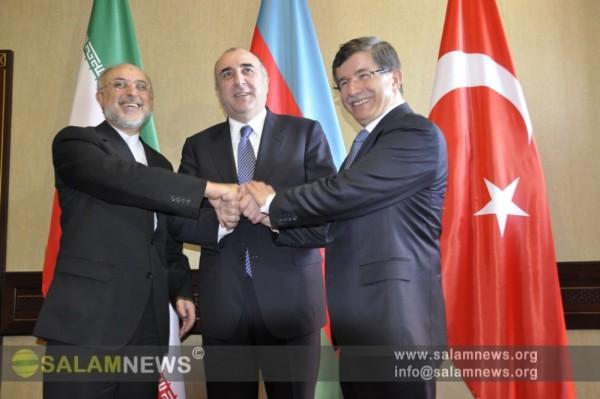 В Нахчыване началась встреча глав МИД Азербайджана, Турции и Ирана