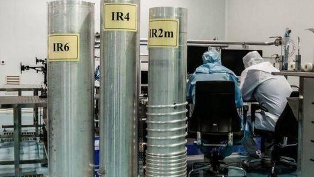 İran uranı 60 faizədək zənginləşdirmə işinə başladığını bildirib