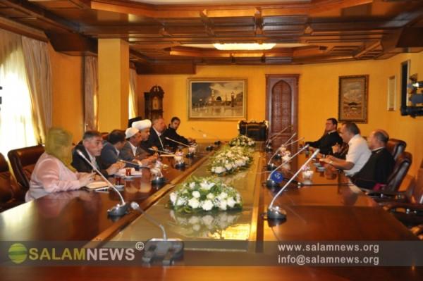 Аллахшукюр Пашазаде пригласил Папу Римского в Азербайджан