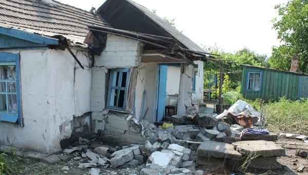 ВКабмине назвали стоимость деоккупации Донбасса— Дорогой мир