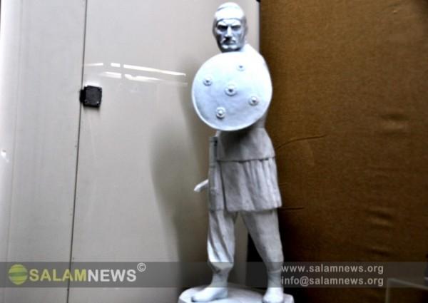 В Национальном музее истории Азербайджана открылась выставка оружия