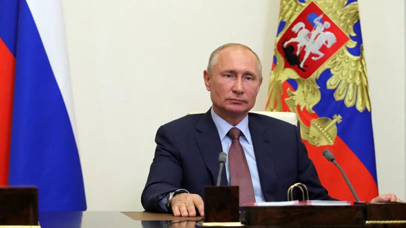 Putin bir neçə ölkənin lideri ilə danışıqlar aparıb